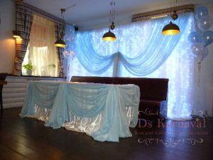 Украшение стен для свадьбы недорого цены