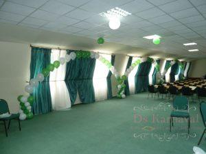 Украшение стен для свадьбы цены