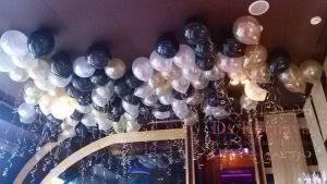 Украшение свадеб шарами в Москве