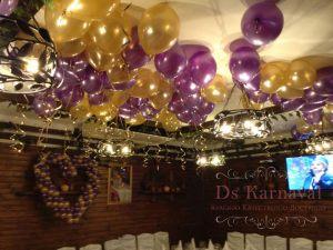Оформление свадьбы шарами красиво